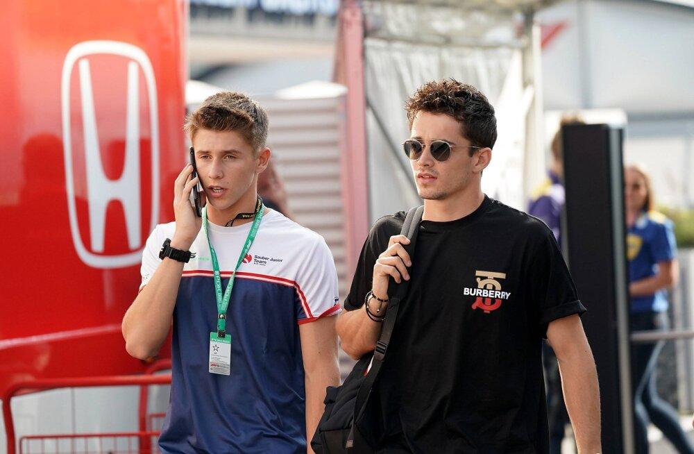 Hockenheimis sõidab sel nädalal kaks Leclerci, üks neist konkureerib Paul Aroniga