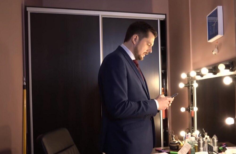 """Объявился неожиданный претендент на роль соведущего программы """"Звезды сошлись"""""""