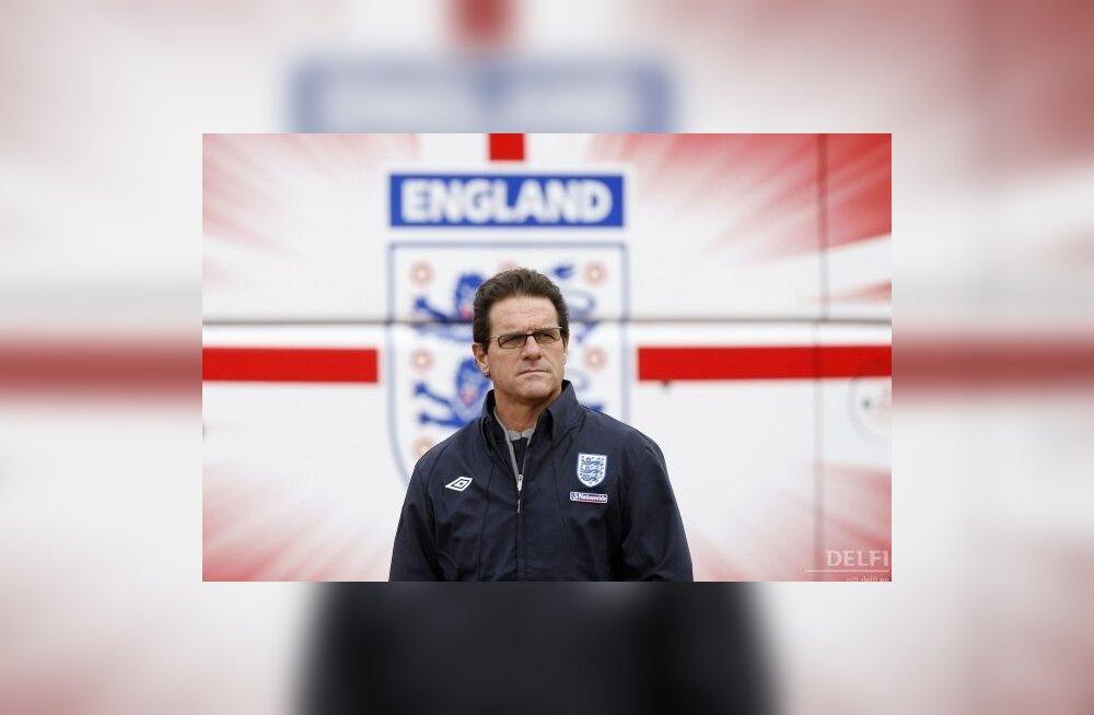 Fabio Capello: 2012. aasta EM tuleb tugevam kui eelmine MM
