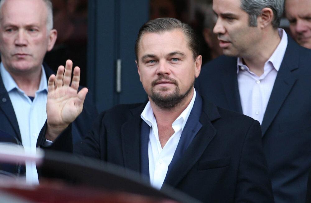 VIDEO | Leonardo DiCaprio miilustas ekspruudi poolt korrdalatud peol oma uue verinoore kallimaga