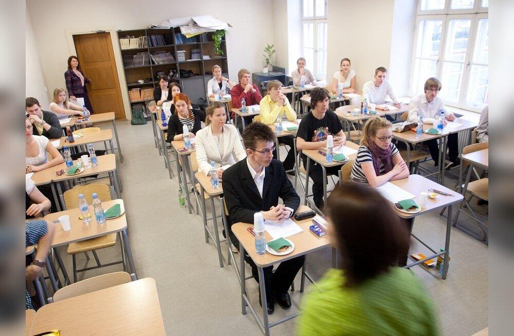 """ETV uus sari """"Kooliproov"""" aitab noortel erialavalikut teha"""