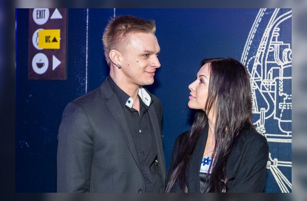 Tanel Padar ja Kristel Mardisoo