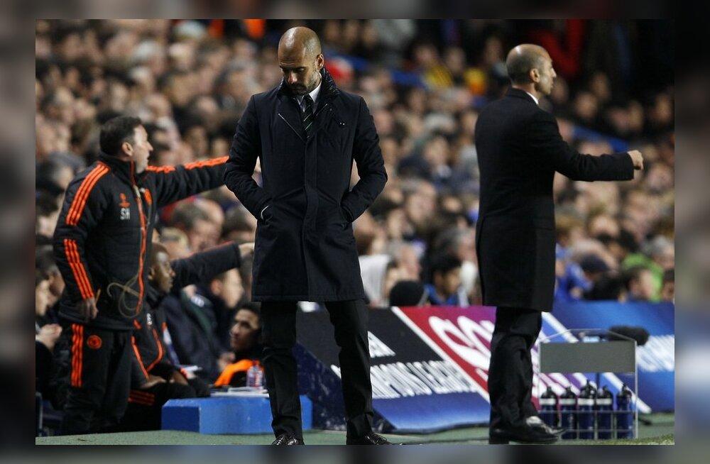 Chelsea ja Barcelona peatreenerid: võitlus alles algab!