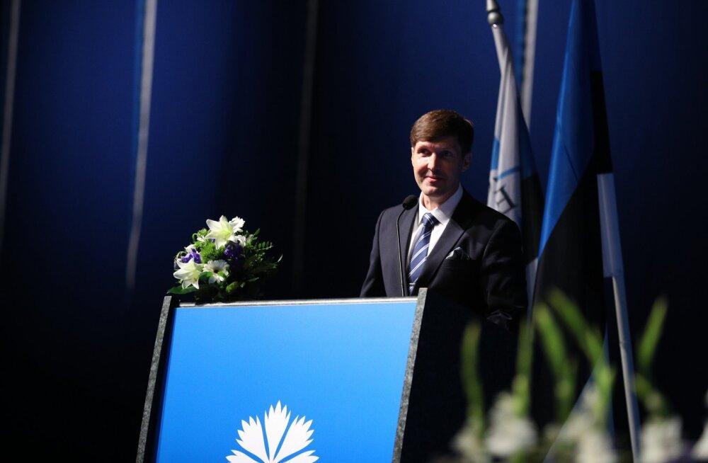 Martin Helme sihib järgmistel riigikogu valimistel peaministrikohta.
