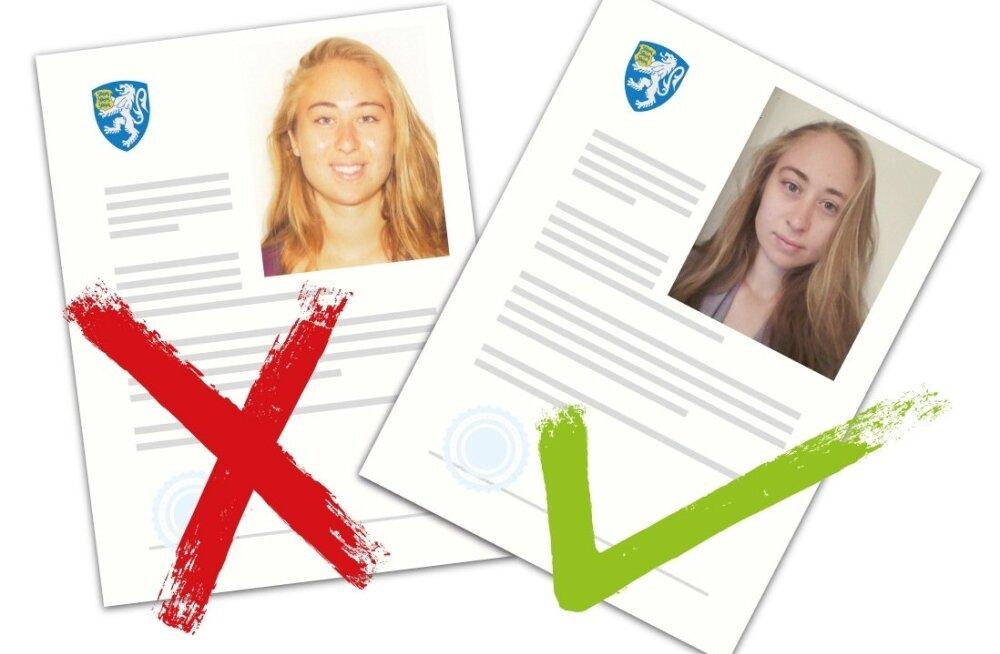 Eesti võimudele naeratusega foto ei sobinud, küll kõlbas üks tõsine <em>selfie</em>
