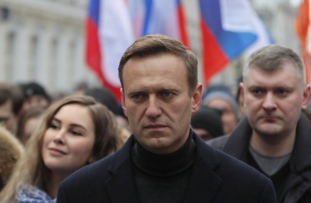 Соратники Навального просили Эстонию разрешить лечить его в Таллинне