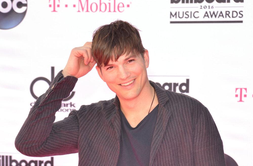 """Ashton Kutcher avaldas oma telefoninumbri, et """"päriselt vestelda"""""""