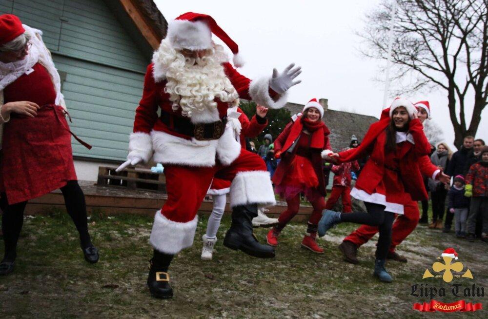 Otsid tegevust? Eesti lõbusaimal jõulumaal peetakse täna meistrivõistluseid verivorsti grillimises