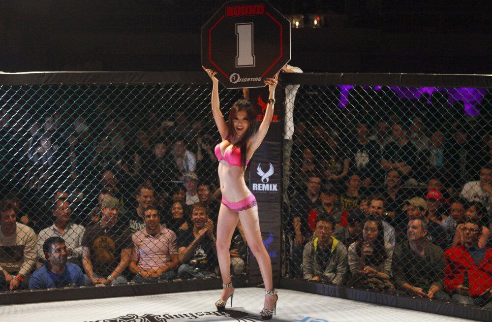 MMA võitlusring