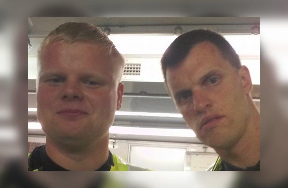 Tõhus trikk! Eesti politsei võttis Islandi ametivendade kombed üle ja asus Weekend festivalil kadunud telefoniga selfitama