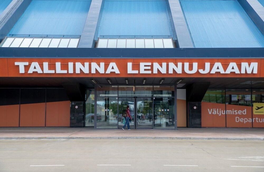 Кризис вынуждает Таллиннский аэропорт проводить новое сокращение. Всего работу потеряют 125 человек