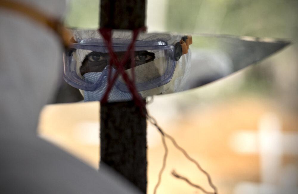 Kliimamuutused võivad põhjustada suuremat Ebola viiruse levikut