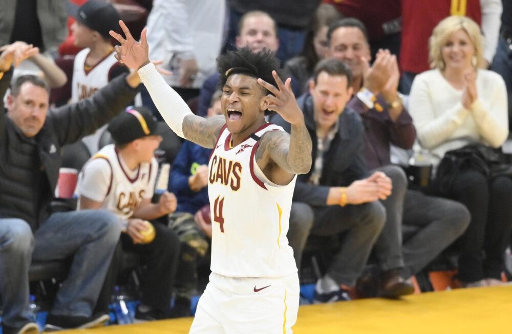 VIDEO | Suurest kaotusseisust välja tulnud Cavaliers alistas lisaajal Heati