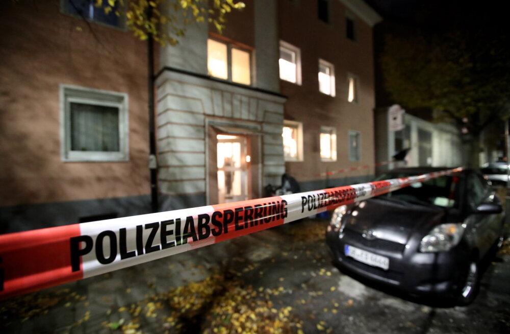 Saksamaal Oberhausenis sai pussitamises vigastada neli inimest