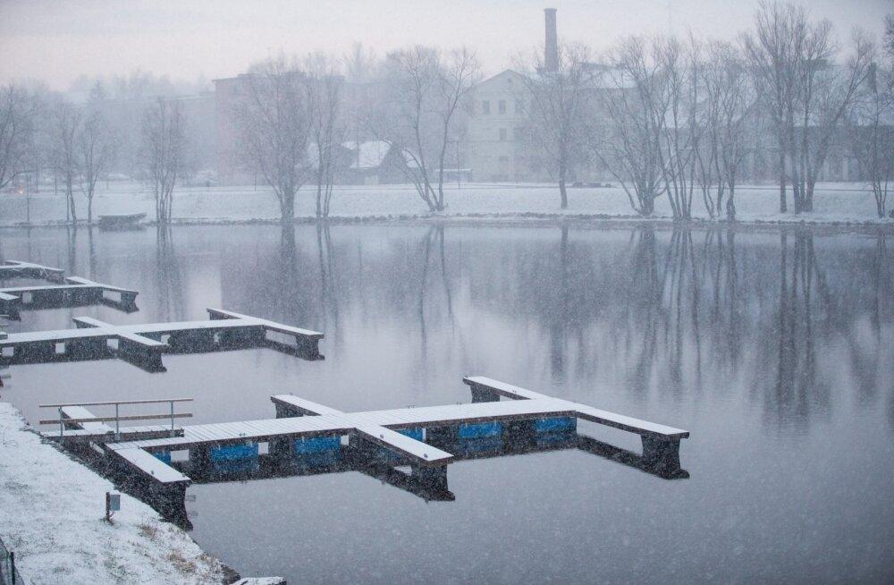 Tartu lumesadu 15.04
