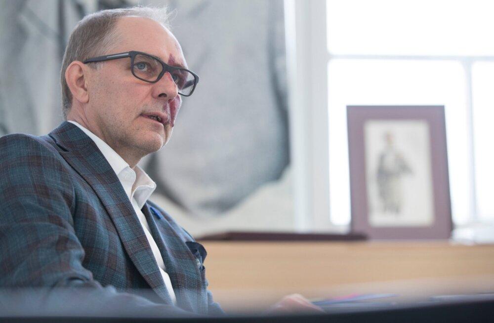 Baltika Group juhatuse esimees Meelis Milder