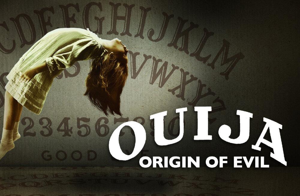 """Õudusfilm """"Ouija: Kurjuse läte"""" õpetab salapärast Ouija lauda kasutama"""