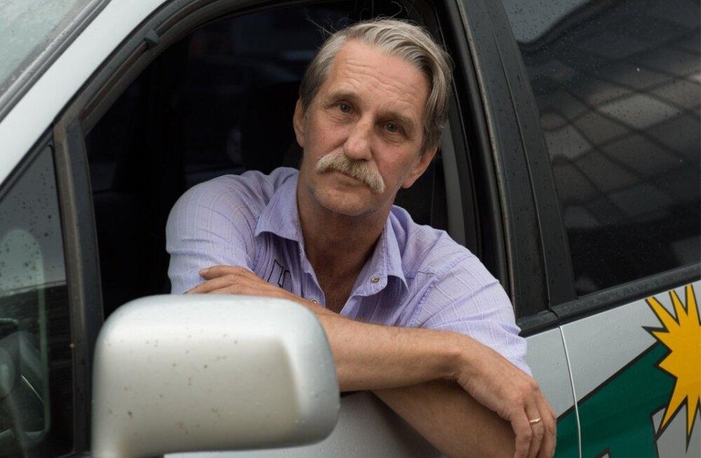 Lembit Poolak - Taksojuhtide liidu juhatuse esimees