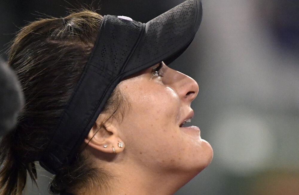 TÄISPIKKUSES | 18-aastane Kanada tennisist üllatas poolfinaalis Svitolinat, Kerber alistas tujutu Bencici