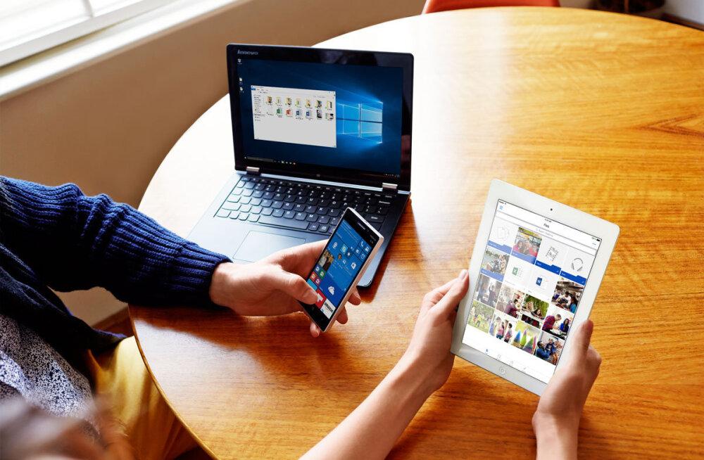 Microsoft teeb Windowsile uute äppide meelitamiseks jõulise sammu