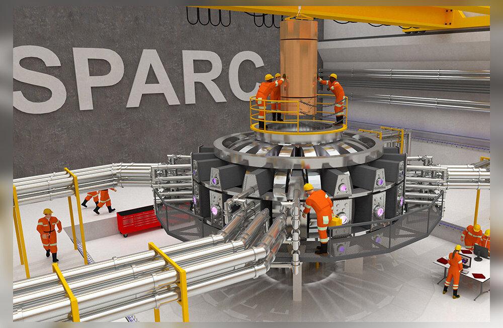 Massachussetsi tehnikainstituut ehitab odava tulevikuenergia tootmiseks maailma võimsamaid ülijuht-magneteid