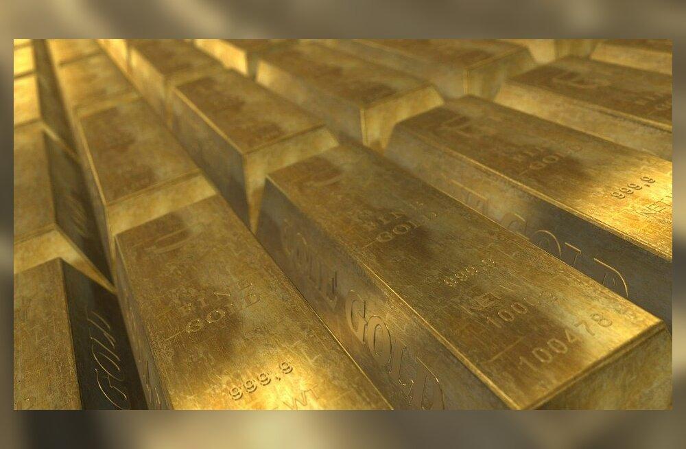 Kulla salapärane tekkelugu | Kaevates üles kogu maapõues olev kuld, saaks kogu maakera pinna katta umbes 30 cm paksuse kullakihiga!