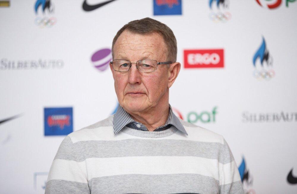Matti Killing ja Rein Ottosson said kaheksanda taseme treeneritunnistuse