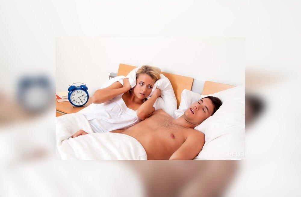 Õhukesed seinad ja seksivad naabrid röövivad une