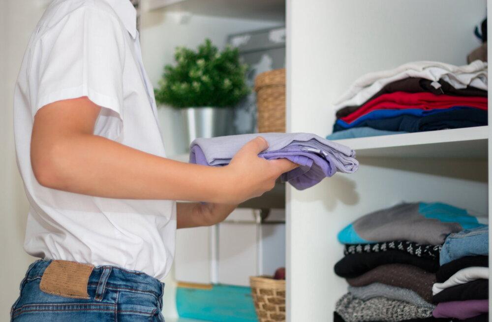 5 omadust, mis peaksid su riietekappi iseloomustama, kui tahad täiskasvanulik välja paista