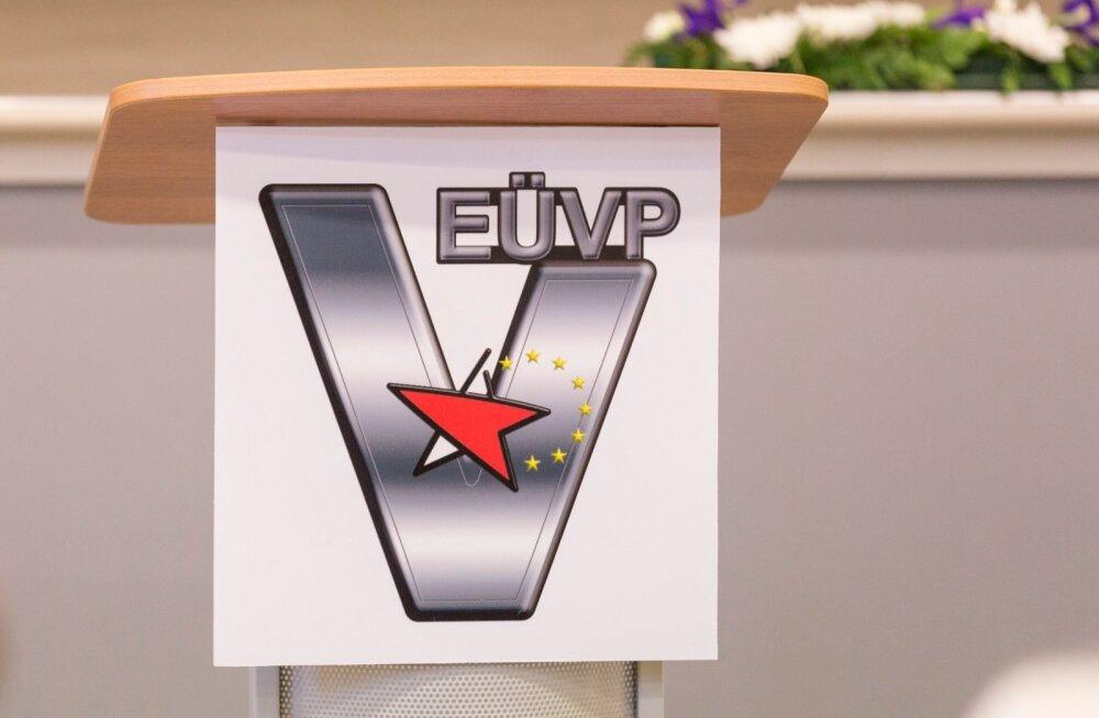 ОЛПЭ представила свою предвыборную программу в Таллинне