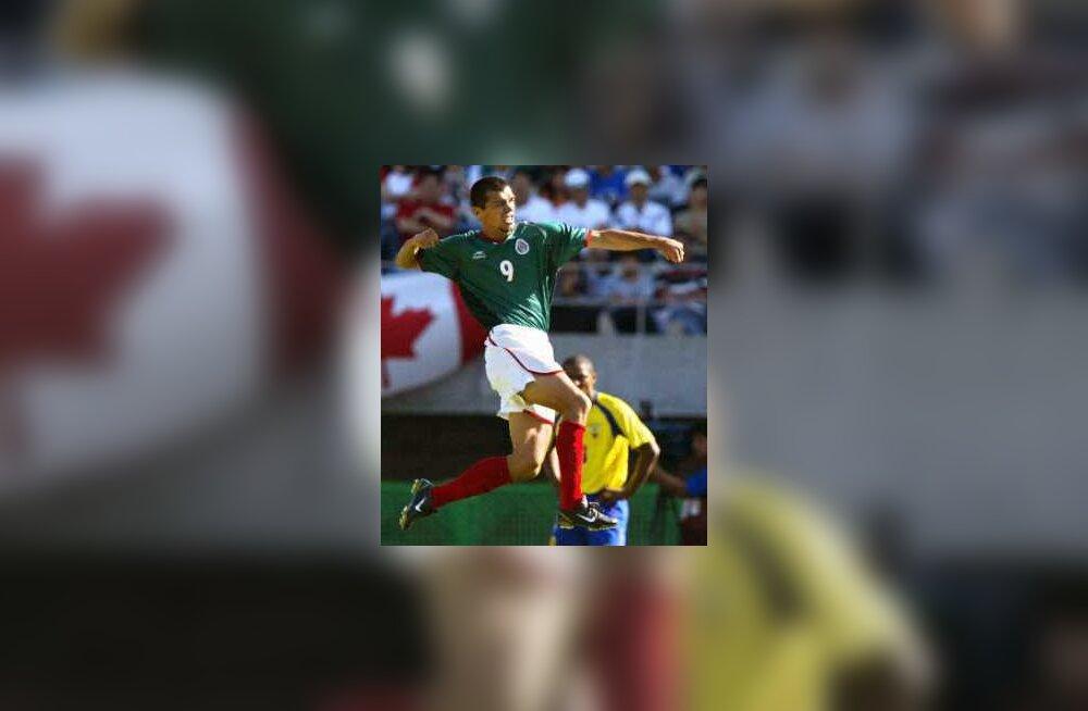 Javier Borgetti, Mehhiko jalgpall
