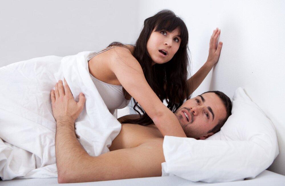 В возрасте угасание сексуальной жизни