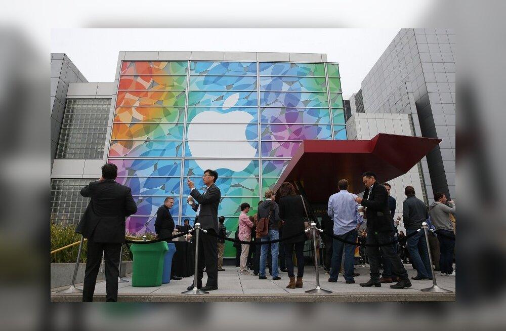 Apple'i meediaüritus tõi palju infot nagu oodatud, näidati ka uut iPadi ja iPad minit!