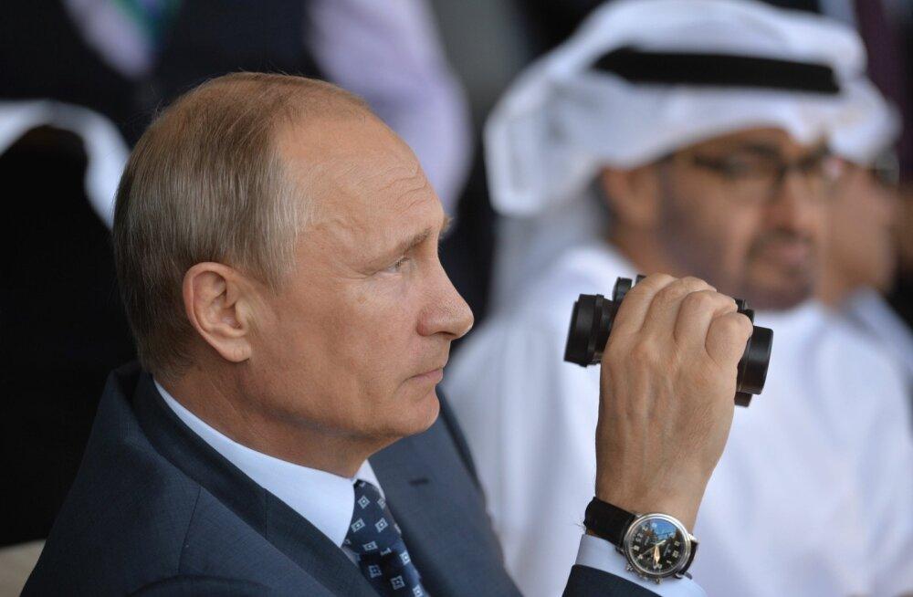 Uut ametiaega alustava Putini varandus on mõistatus – pakkumised ulatuvad 200 miljardi dollarini