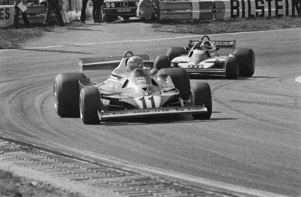 F1 aastal 1977 - üks ajaloo totramaid surmajuhtumeid leidis aset Lõuna-Aafrika GP-l