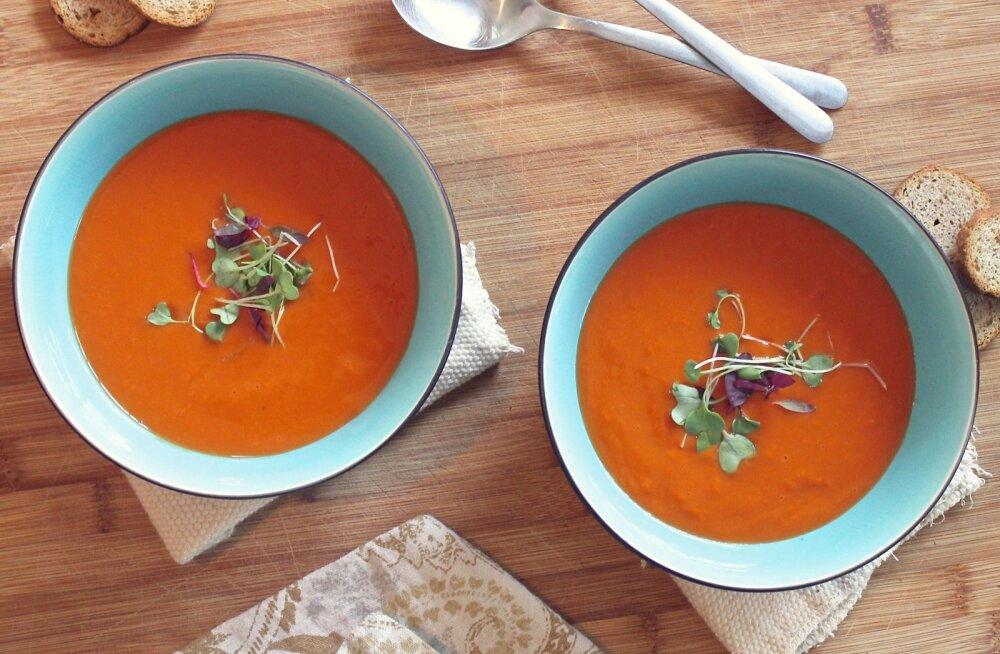 RETSEPTID | Suvised supid, mis täidavad kõhtu, aga hoiavad talje saledana