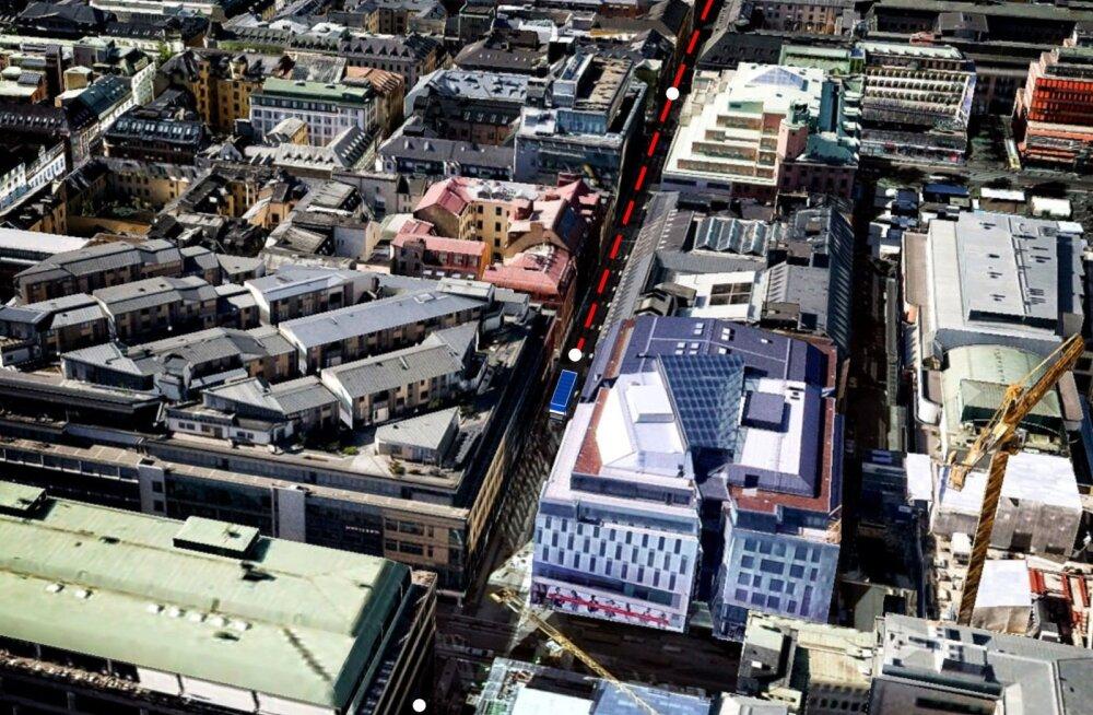 Stockholmi terrorirünnaku rekonstruktsioon