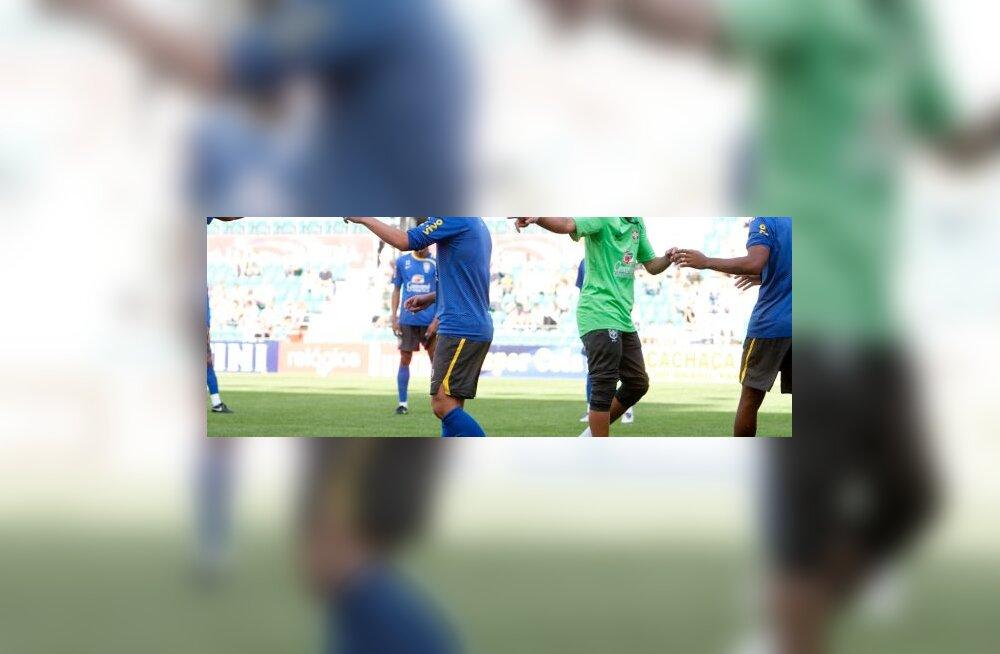 Brasiilia treening