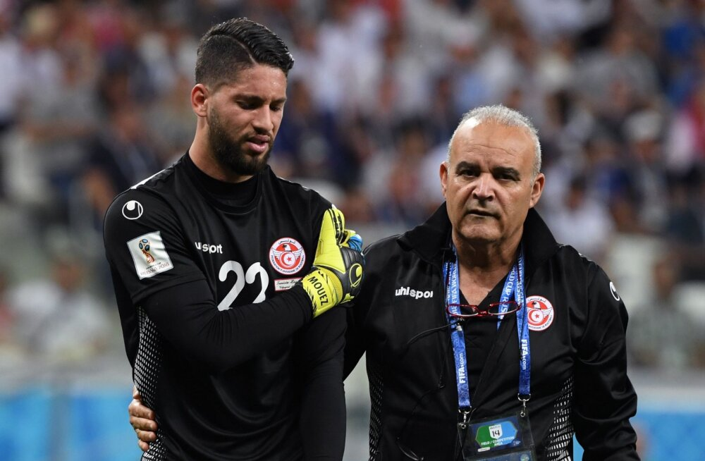 Tuneesia väravavahi jaoks on MM läbi