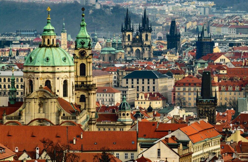 Edasi-tagasi otselennud Riiast Prahasse alates 39€, aga lennupiletid ja 2 ööd südalinna 3* majutusasutuses vaid 93€