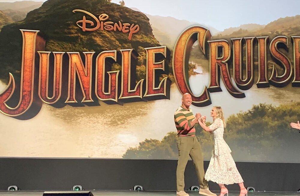 Emily Blunt ja Dwayne Johson ühendavad jõud veel ühes filmis