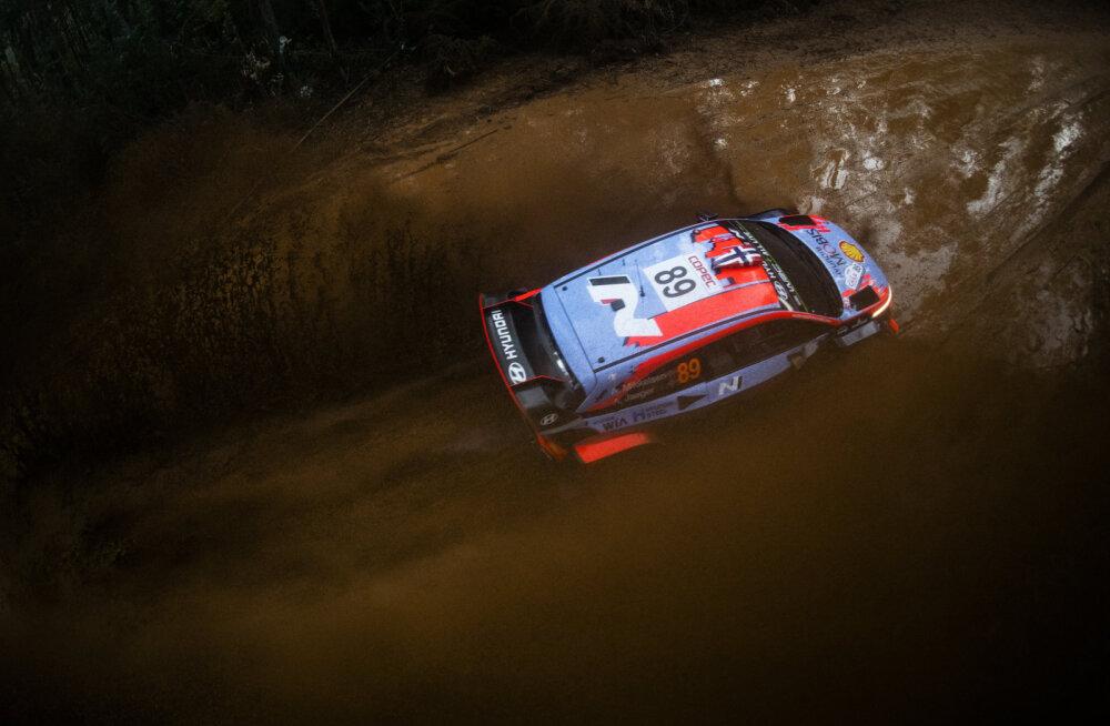 Hyundai jätab Tšiilis ebaõnnestunud Mikkelseni Portugali rallilt eemale