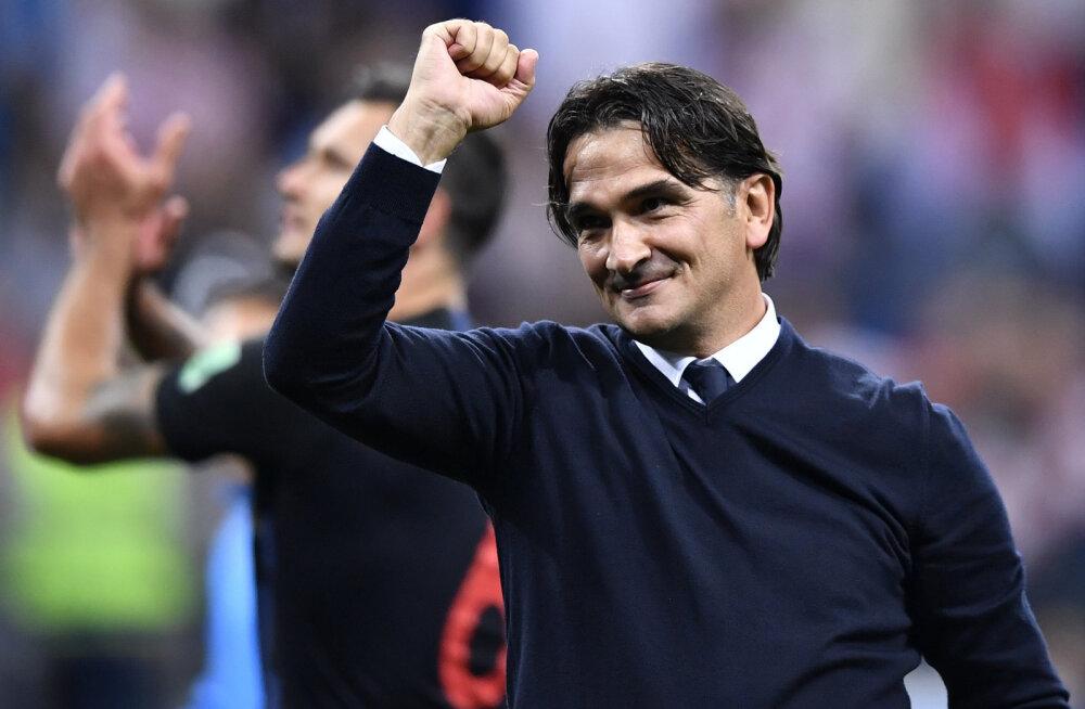 Horvaatia peatreener teatas Argentinale veel halbu uudiseid