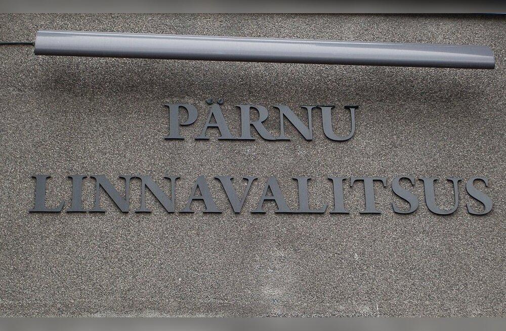 Pärnu linnavalitsus