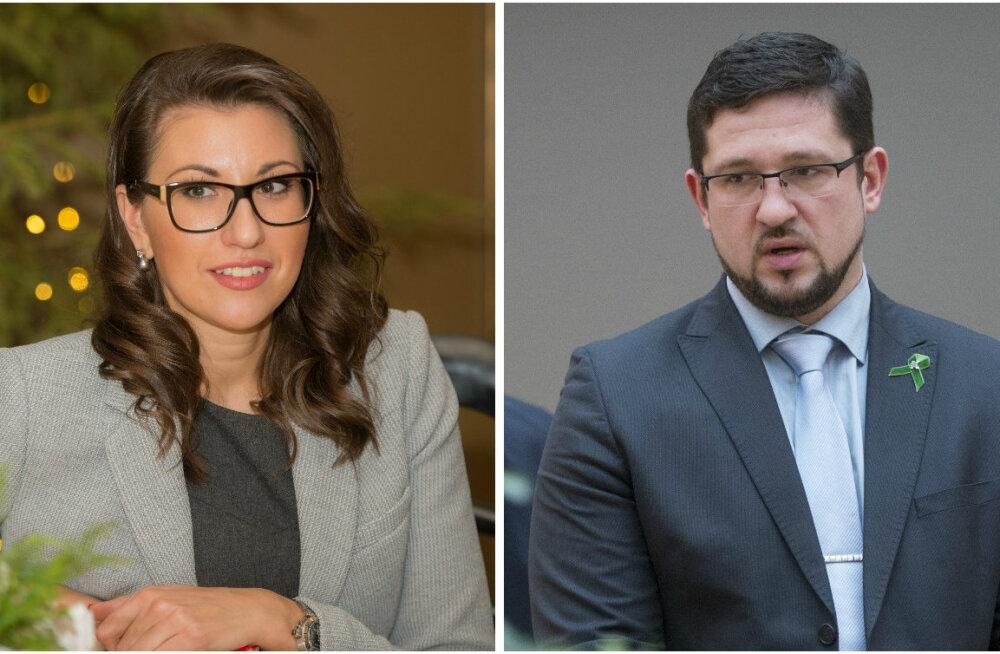 В Центристской партии выбрали руководителей Валгамааской и Ласнамяэской региональных организаций
