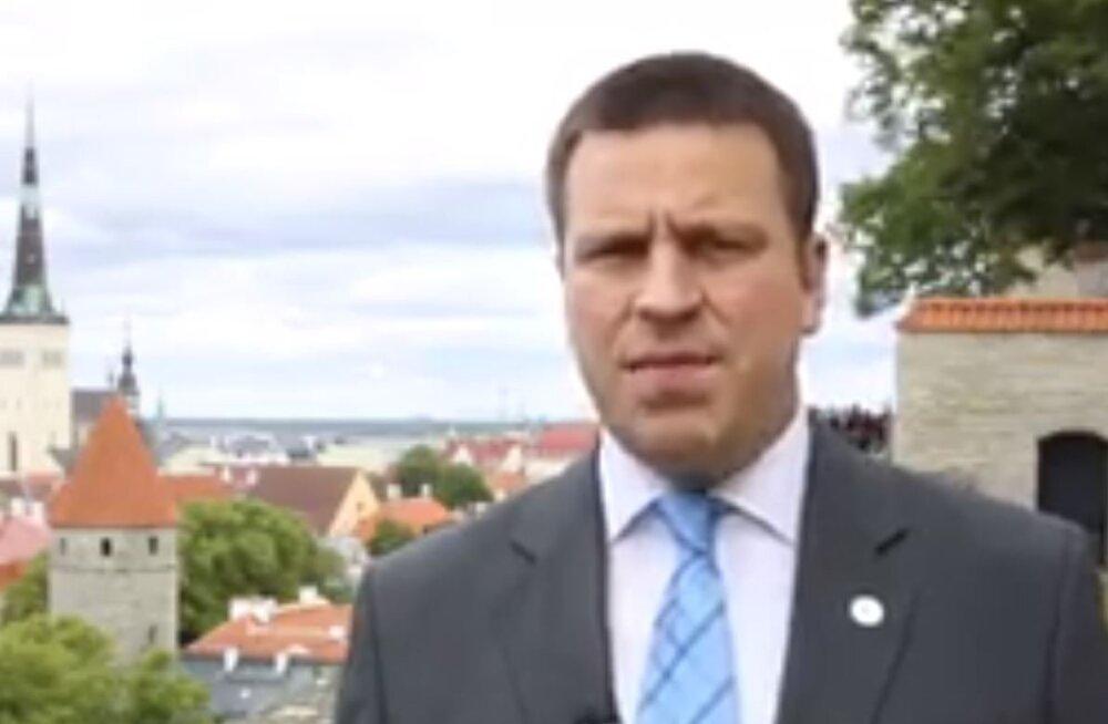 VIDEO   Jüri Ratas jäi vene keelega hätta: tema ülevaates on rõhud valesti ja osadest sõnadest ei saa arugi
