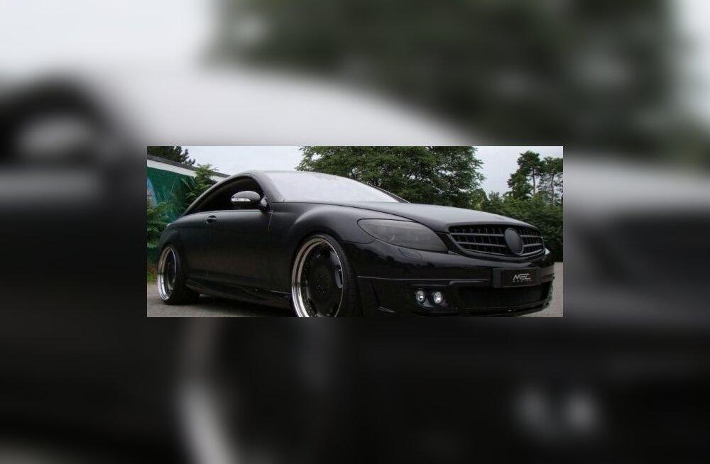 MEC Design Mercedes-Benz CL 2FACE