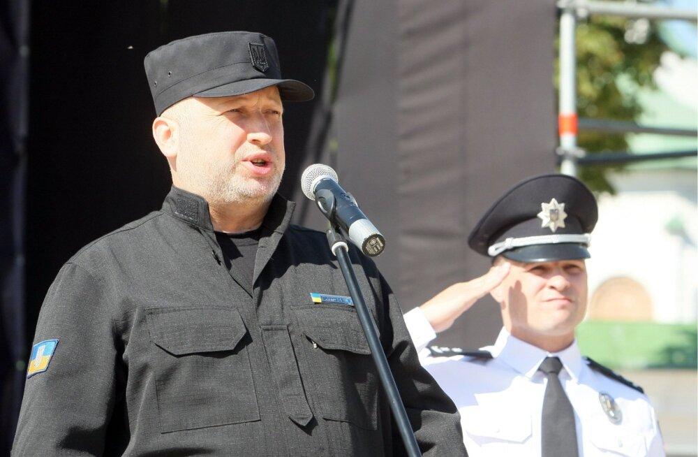 Ukraina julgeolekunõukogu sekretär: vaatamata Venemaa hüsteerikale tabasid raketid märki