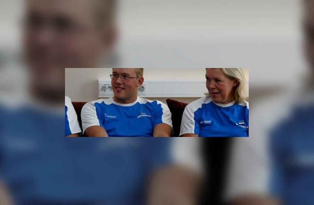 Kardo Ploomipuu ja Õnne Pollisinski