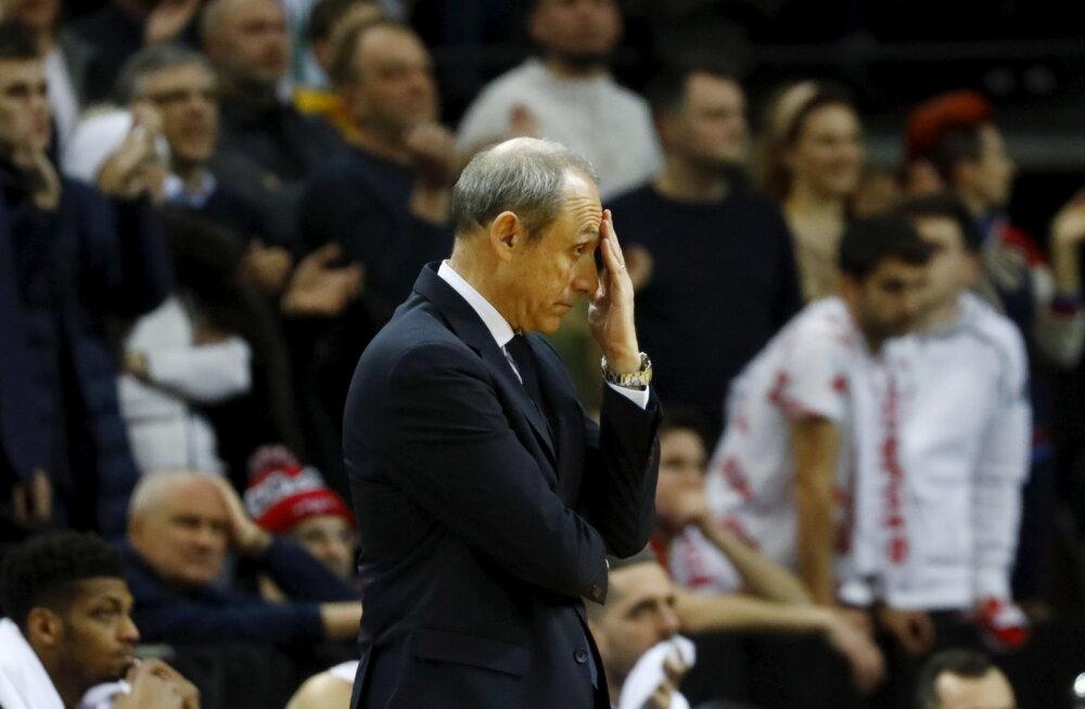 Itaalia tipptreener vabandas koroonaviiruse alahindamise eest: ma eksisin totaalselt